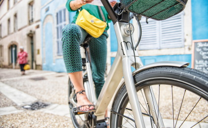Cycling towards a clearer future