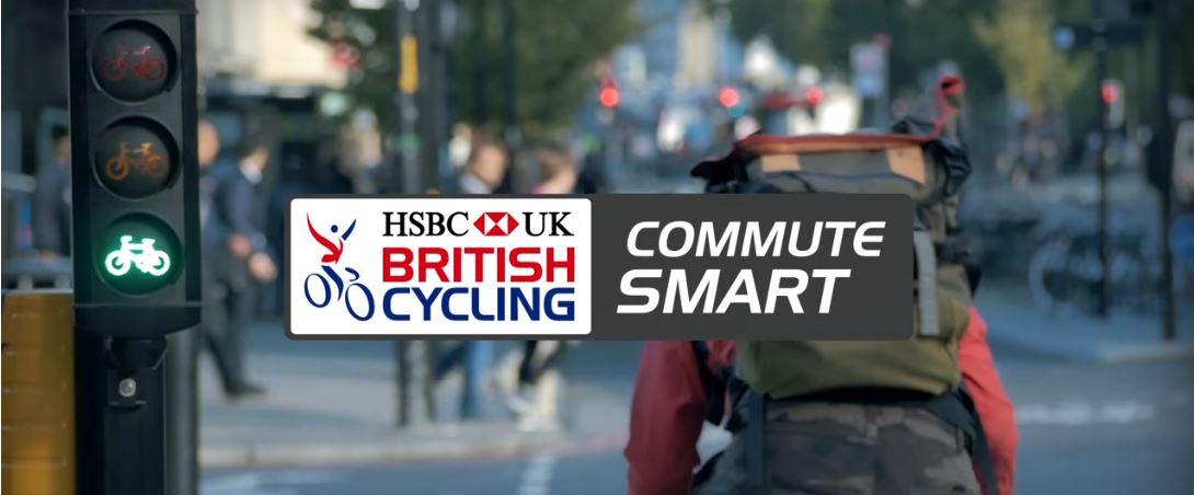 British Cycling sponsored by HSBC UK commute smart